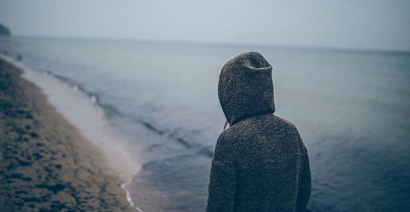 море мрачное